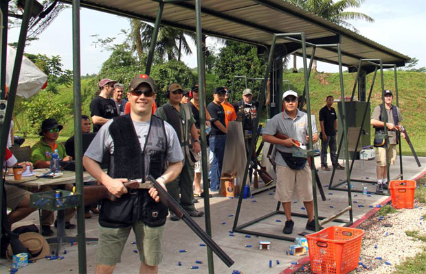 how to play sporting clays
